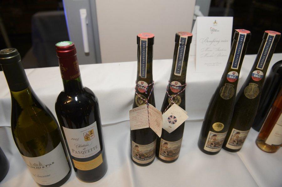 Dávame do pozornosti: aukcia vzácnych vín 2014