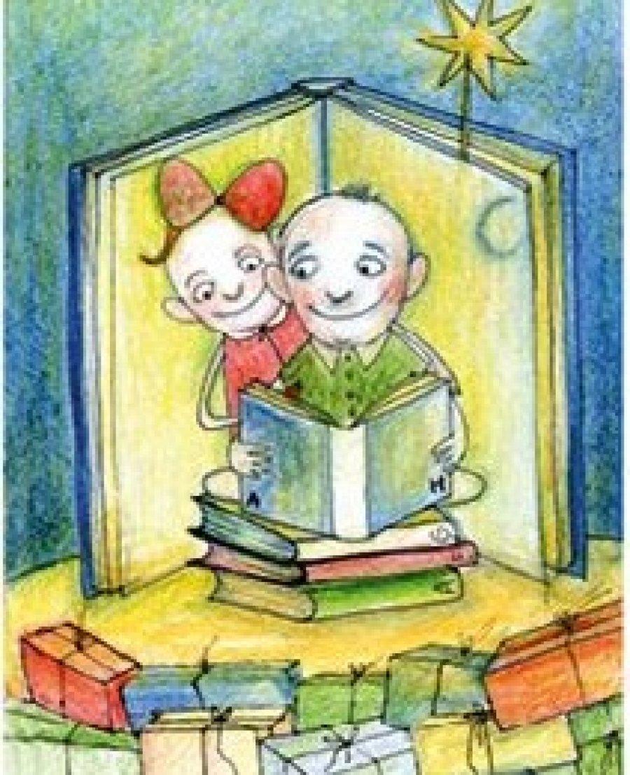 Otvor srdce, daruj knihu