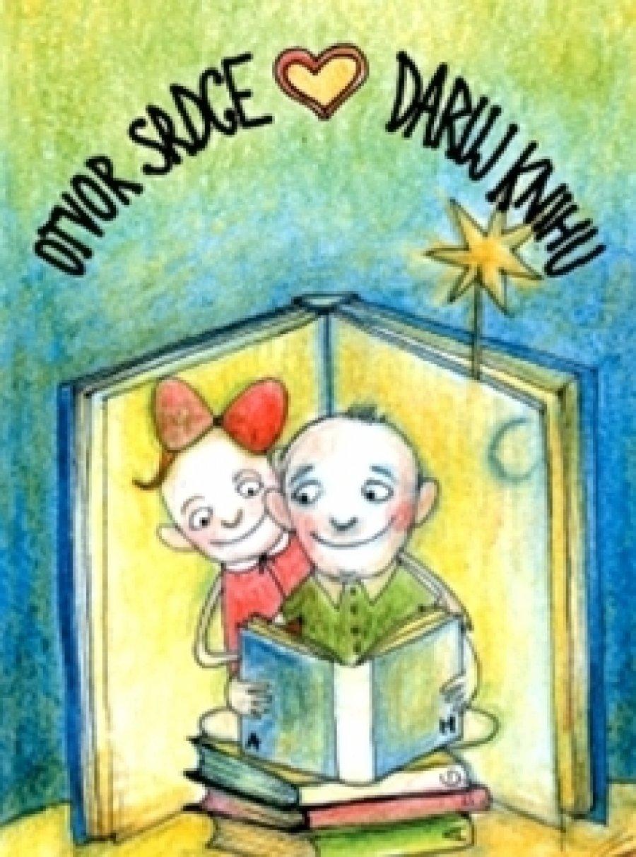 Otvor srdce, daruj knihu je za dverami