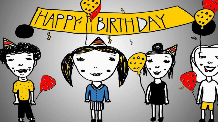 Daruj svoje narodeniny